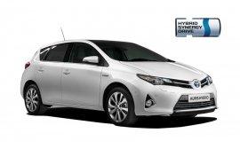 Toyota Auris Eco